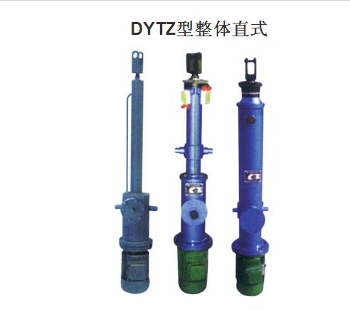 DYT、DYT(B)型电液推杆概述