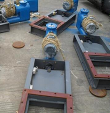 DYLV-0.6型电液动推杆式