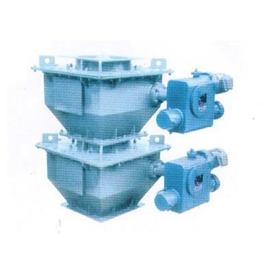 电液动锥形双层卸灰阀